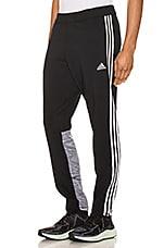 adidas by MISSONI Astro Pant in Black & White & Dark Grey