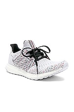 adidas by MISSONI Ultraboost Clima Sneaker in White & Red
