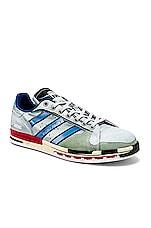 adidas by Raf Simons Micro Stan Sneaker in White & Multi