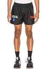 adidas by Alexander Wang Shorts in Black