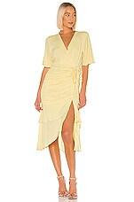 Aeryne Liotia Dress in Soleil