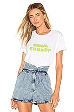 Aeryne Soul Sister T Shirt in Blanc
