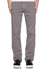 Lux Khaki in Cosmopolitan Grey