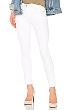 <DEPRECATED> AG Adriano Goldschmied Legging Ankle in White