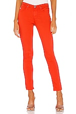 AG Adriano Goldschmied Legging Ankle in Molten Coral