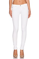 The Legging in Optic White