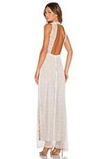 AGAIN Isabel Dress in Cream