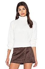 Daphne Sweater in White