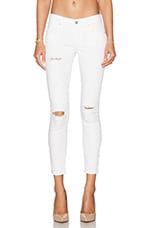 JEAN SKINNY CROPPED COLLETTE