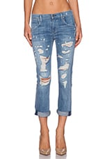 JEAN BOYFRIEND DISTRESSED ISABEL
