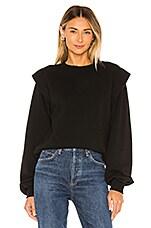 AGOLDE 80's Sweatshirt in Beltway