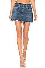 AGOLDE Jeanette Mini Skirt in Phoenix