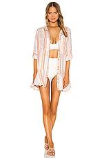 Agua Bendita x REVOLVE Crystal Dress in Multi Stripe