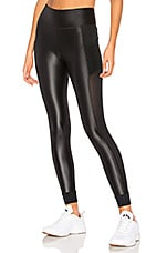 ALALA Mirage Legging in Black Mesh