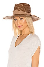 ale by alessandra Solange Hat in Bronze