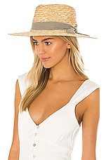 ale by alessandra Solange Hat in Fog