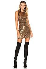 ale by alessandra x REVOLVE Lorena Dress in Bronze