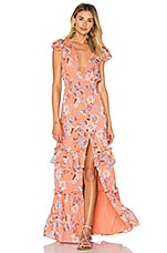 ale by alessandra x REVOLVE Lina Maxi Dress in Iris Floral