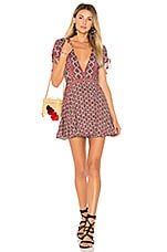 ale by alessandra x REVOLVE Lulana Mini Dress in Red Geo