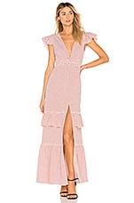 ale by alessandra x REVOLVE Lina Maxi Dress in Ruby Dots