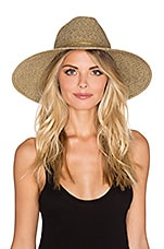 ale by alessandra Sancho Hat in Gold