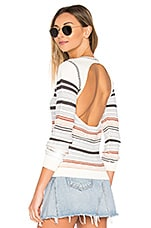 ale by alessandra x REVOLVE Andressa Sweater in White & Striped