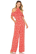 ale by alessandra x REVOLVE Matilde Jumpsuit in Red Margarita