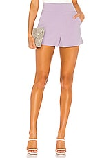 Alice + Olivia Donald Short in Orchid
