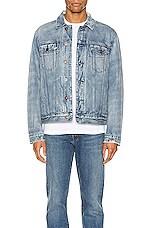 ALLSAINTS Danby Jacket in Indigo