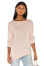 ALLSAINTS Nadine Sweater in Plaster Pink