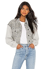ALLSAINTS Anders Jacket in Leopard