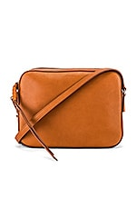 ALLSAINTS Shirley Crossbody in Tan