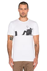 Maxell Tee in White