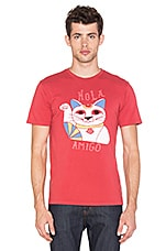 T-SHIRT LUCKY CAT