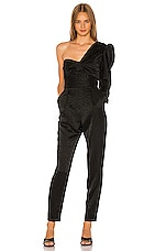 A.L.C. Walden Jumpsuit in Black