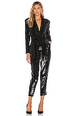 A.L.C. Keiran Jumpsuit in Black