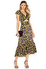 A.L.C. Valencia Dress in Yellow