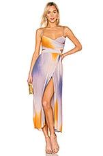 A.L.C. Sienna Ombre Dress in Multi