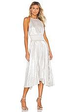 A.L.C. Weston Dress in Silver