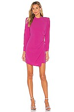 A.L.C. Jane Dress in Shocking Pink