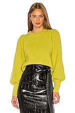 A.L.C. Eliana Sweater in Citron
