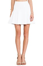 Connor Skirt in White