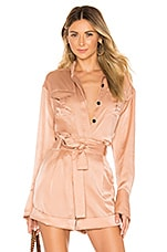 A.L.C. Meyer Top in Dusty Rose