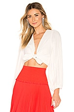 A.L.C. Maxime Blouse in White
