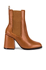 Alias Mae Pepa Bootie in Tan Burnished
