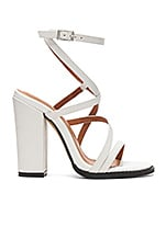 Alias Mae Jyve Heel in White Leather