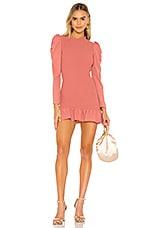 Amanda Uprichard Rhiannon Dress in Sienna