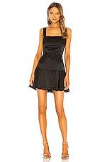 Amanda Uprichard Amelyn Dress in Black