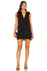 Amanda Uprichard Belle Dress in Black