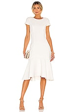 Amanda Uprichard Evalina Dress in Ivory